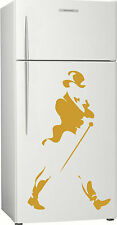 Johnnie Walker Fridge, Bar, Scotch Whisky Sticker Decal, 580 x 350mm