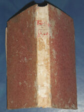 1826 STUDY OF LANGUAGE LOGIC TRIVIUM RHETORIC, FOLD-OUT PLATE, RARE ANTIQUE BOOK