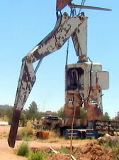 Knuckle Boom Crane 12' Reach similar to those seen on industiral tire repair rig