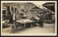Retford photo. Market Stall by Edgar Welchman, Retford.