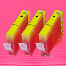 3P BCI-3e Y INK CARTRIDGE FOR CANON 6200 6500 F30 i550