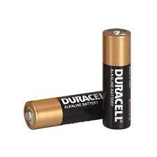 Brand New: 2 x Duracell AA Batteries.................. Alkaline Battery Bateries
