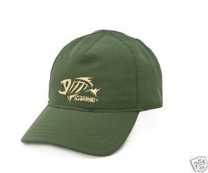 G. LOOMIS WATERPROOF-BREATHABLE CAP-GREEN