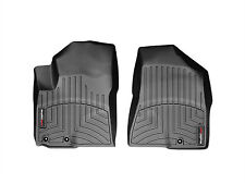 WeatherTech FloorLiner for Kia Sorento - 2011-2013 - 1st Row - Black
