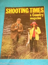 SHOOTING TIMES & COUNTRY MAGAZINE - MAY 21 1981