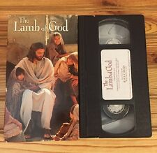 The Lamb of God (VHS, 1992) The Church Of Jesus Christ Of Latter-Day Saints