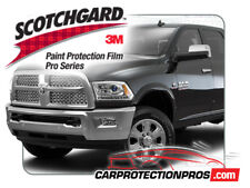 2013-2018 Ram 2500 3M Pro Series Clear Bra Deluxe Paint Protection Kit