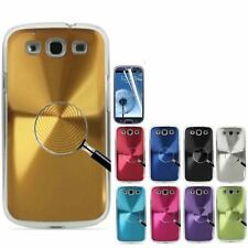 New Aluminium Metal Disc Hard Back Case Cover For Samsung Galaxy S3 SIII i9300