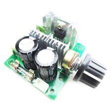 10A 12V~40V PWM DC Motor Speed Control Switch Controller Volt Regulator Dimmer