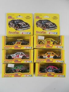 Racing Champions 1/64 1994 NASCAR Stock Cars Lot of 6