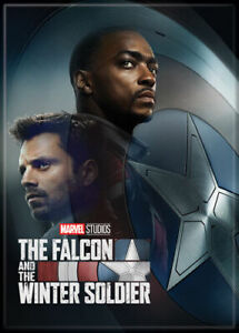 The Falcon & The Winter Soldier Photo Quality Magnet