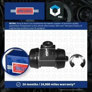 Wheel Cylinder fits ROVER MINI COOPER 1.3 Rear 92 to 96 12A2E Brake B&B 17H8152