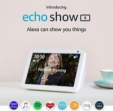 *Brand New & Unopened* Amazon Echo Show 8 Smart Speaker Sandstone Fabric