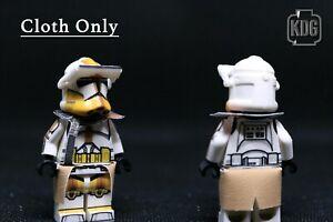 LEGO Star Wars clone COMMANDER BLY CLOTH CAPE SET
