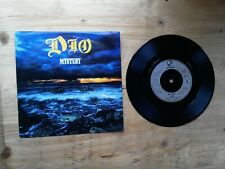 """Dio Mystery / Eat Your Heart Out 7"""" Single VG Vinyl Record DIO4 P/S"""