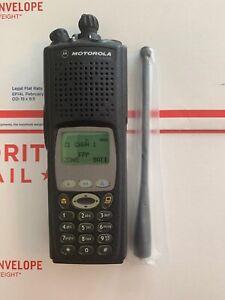 Motorola XTS5000 800mhz M3 Slightly Used A Cond W/FPP DESOFB/XL Latest Firmware