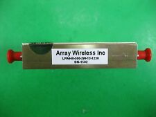 Array Wireless Truepower Linear Amplifier -- LPA440-500-2W-13-1230 -- Used