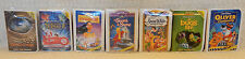 McDonald's HMT-Walt Disney Figurines in mini VHS Cases-Snow White,Bugs Life+++