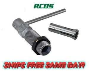 RCBS Bullet Puller 09440 WITH 30 Caliber Collet Included NEW!! # 09440+09426