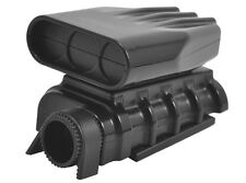 Black Mock Intake & Blower Set for 1/8th & 1/10th Scale R/C Vehicles RPM73412