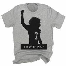 Colin Kaepernick Unisex T-Shirt #IMWITH KAP Nike Ad Anthem Inequality Injustice