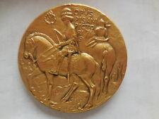 grande medaglia Pisanello 90mm in conio