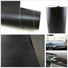 High Quality DIY 3D Leather Texture Car Dashboard Decor Vinyl Wrap Sticker Decal