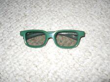 AMC 3D Glasses Green The Hobbit