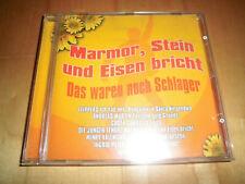 Marmor, Stein und Eisen bricht CD Andreas Martin Costa Cordalis Ingrid Peters