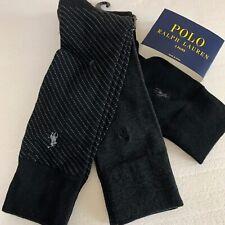 Polo Ralph Lauren Men's Dress Socks Size 10-13