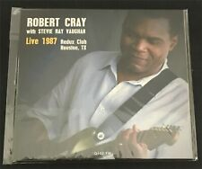 Robert Cray with Stevie Ray Vaughn Live at Reddux Club, Houson TX January 21