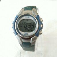 TIMEX 1440 T1 Sports Watch Men's Women Unisex Blue 50M Water resist