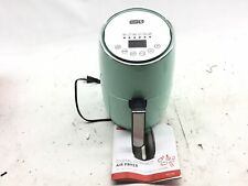 DASH Compact Electric Air Fryer + Oven Cooker with Digital Display, Temperature