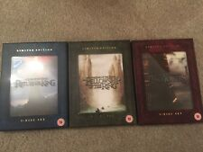 Lord Of The Rings Limited Edition Dvd Trilogy Extended