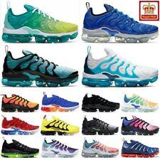 2019 Womens Mens TN Vapor Running Shoes Air Cushion VM Metallic Trainer Sneaker