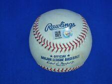 Marcus Semien Toronto Blue Jays vs. Houston Astros Game Used Baseball 5/8/21
