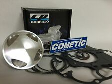 TRX400EX TRX 400EX 400X 89mm +4 440cc 11:1 CP Carrillo PIston Cometic Gasket Kit