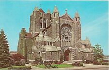 Cathedral of the Blessed Sacrament in Greensburg PA Postcard