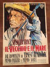 manifesto,2F,Il vecchio e il mare Old Man and the Sea,Hemingway.S.Tracy Sturges