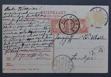 Nederland (A2554) - grootrond Almkerk (1910) op leuke AK naar Epe