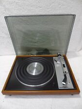 Goldring G101 Belt Drive Vintage Record Player Deck Turntable + Shure Cartridge