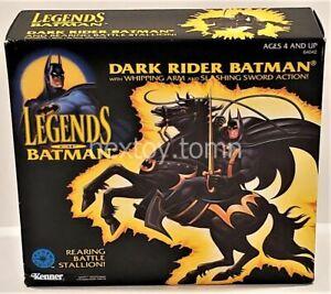 DARK RIDER BATMAN 1994 LEGENDS Series SEALED MINT (Kenner Executive sample)