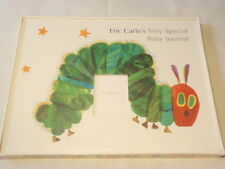 Eric Carle's Hungry Caterpillar Very Special Baby Journal Scrapbook Album Sealed