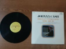 1969 EXCELLENT Johnny Cash&Tennessee Two Original Golden Hits 143754 VOL.II LP33