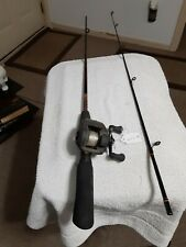 """Baitcasting fishing Rod Shakespeare Ugly Stik 5'6""""med and reel Shimano Lot D69"""