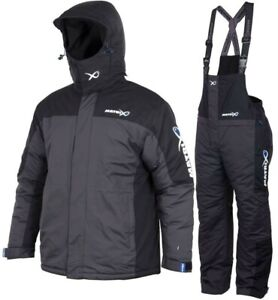 Fox Matrix Winter Suit Jacket and Trousers All Sizes Waterproof Fishing Clothing
