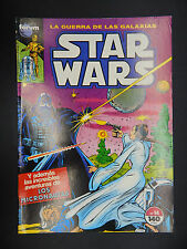 Comics Forum STAR WARS #14 La Guerra de las Galaxias comic book Spain VADER Leia