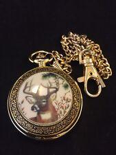 Reloj De Bolsillo Franklin Fundación Nacional de Pesca y Vida Silvestre
