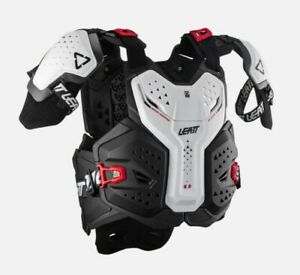 Leatt 6.5 Chest Protector Pro Body Back Shoulder Armor MX ATV Off Road Riding