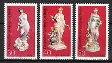 Germany / Berlin - 1974 Porcelain - Mi. 478-80 MNH